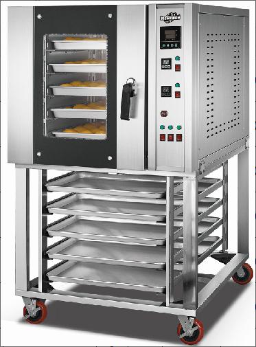 六层 623 盘蒸烤箱